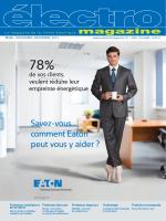 N° 64 - Nov.-Décembre 2013 - Électro magazine filière électrique