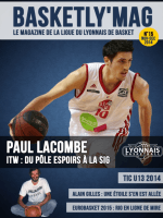 Numéro 15 - Ligue du Lyonnais de Basket Ball
