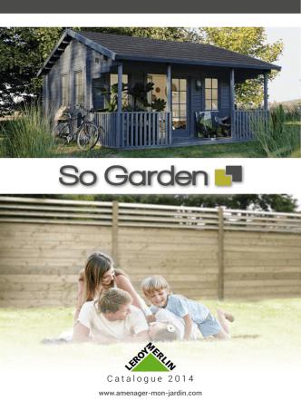 Catalogue PDF - Aménager mon jardin