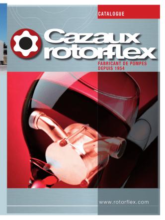 CATALOGUE - Cazaux Rotorflex