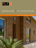 BARDAGES LE CATALOGUE