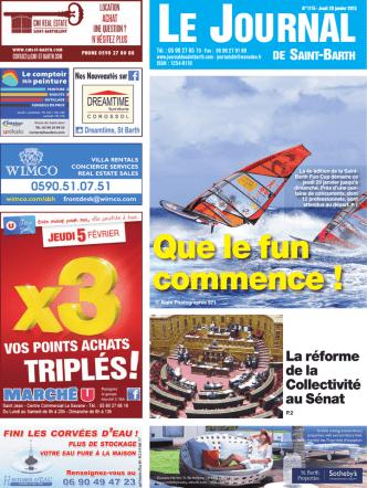 1115 - Journal de Saint Barth