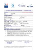 Martinique dossier CT 2015