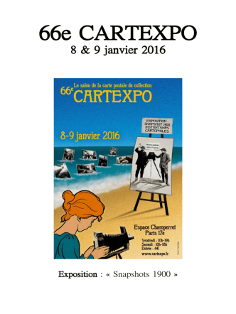 66e CARTEXPO
