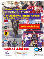 11e Grand Prix ÿMöbel AlvisseŸ Guide technique