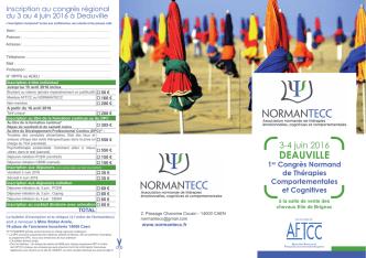 Congrès 2016 - normantecc
