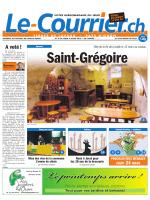 A voté - Le Courrier