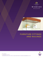 furniture fittings and railings