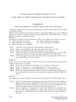 Corrigé - Concours Geipi Polytech