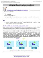 AD n°2 : Influence du pH en milieu biologique