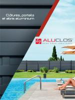 Voir la brochure Aluclos en PDF