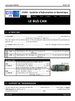 Bus CAN \(élève\)
