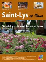Saint-Lys : le vert lui va si bien