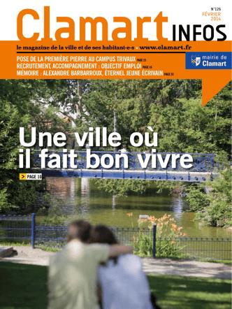 Clamart Infos Février 2014