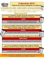 collecte des ordures menageres collecte des ordures menageres
