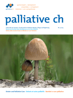 Kinder und Palliative Care · Enfants et soins palliatifs