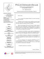 N° 57 - Club Philatélique Sénonais