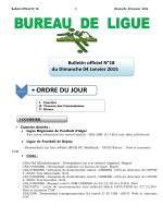 U 17 - Ligue de Football de la Wilaya de Tizi