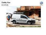 Caddy Van - Volkswagen Utilitaires