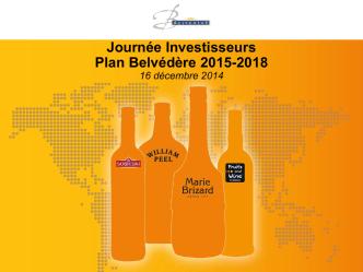 BiG 2018 - Belvédère Group