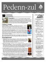 Téléchargez le Pedenn Zul du 9 novembre 2014 - Plougastel