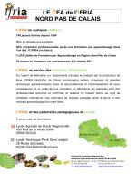 IFRIA (Institut de Formation Régional des Industries Alimentaires)