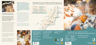 Biosphären-Bauernmärkte Marchés paysans transfrontaliers