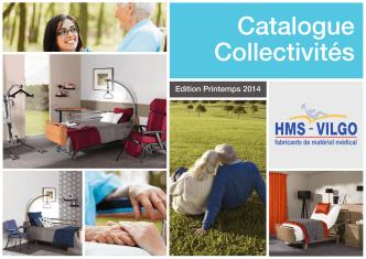 Catalogue Collectivités - HMS