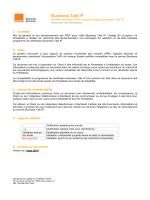 Liste des équipements Alcatel certifiés BTIP v201403