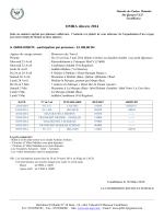OMRA directe 2014 - Amicale des Cadres Retraites OCP