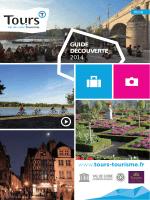 Voir la brochure - Office de Tourisme de Tours