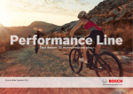 Performance Line - Bosch eBike Systems