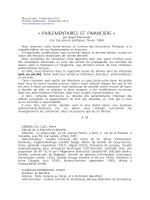 Parlementaires et financiers (1936)