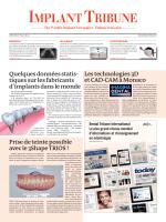 IMPLANTTRIBUNE - Dental Tribunes