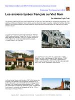 Les anciens lycées français au Viet Nam - aejjr