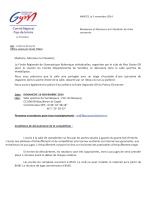 organigramme - La Gymnastique en Pays de la Loire