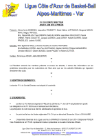 club disposition financieres 2014/2015 cotisations licences (hors