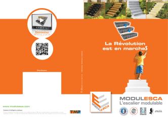 Catalogue MODULESCA