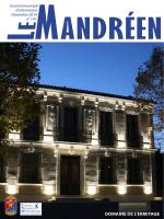 Mandréen de Novembre 2014 - Ville de Saint Mandrier