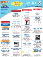 Février 2015 - Club Inter Entreprises