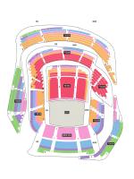 Plan de Grande salle - Philharmonie de Paris