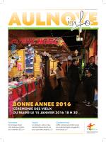 Téléchargez le magazine - Aulnoye