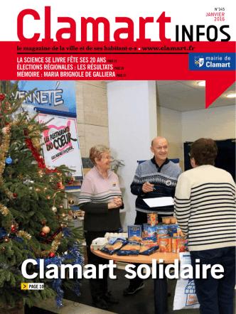 Clamart Infos Janvier 2016