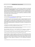 REGLEMENT DE JEU « Jouez avec Grany» Article 1