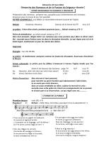 Rameaux 2016 - Paroisse Sainte Marie du Val de Sèvre