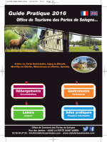 Guide Pratique 2016 - Office de Tourisme