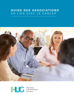 Guide des associations en lien avec le cancer