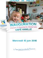 inauguration - Le Département de La Réunion