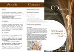 Programme à télécharger - Bénédictines de Sainte Bathilde