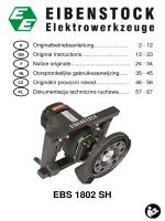 EBS 1802 SH D, GB, F, NL,CZ,PL